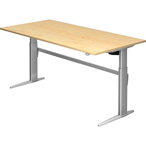 Nienhaus elektrisch höhenverstellbarer Schreibtisch XE, 200 x 100 cm -