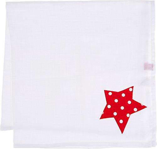 La fraise rouge 4251005601525 Chiffon d'allaitement, étoile Odette
