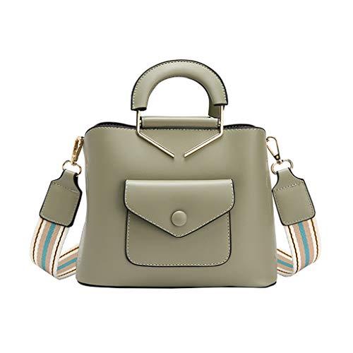 Kleine Damentasche Umhängetasche Citytasche Schultertasche Handtasche Elegant Retro Vintage Tasche Bänder Einfarbig Große Kapazität Messenger Bags Umhängetaschen - Kugel-hochzeit Band