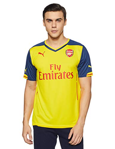 Puma Afc Away Maillot Réplica Arsenal Homme Empire Yellow/Estate