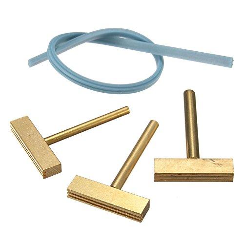 ChaRLes 3Pcs 30W/40W/60W T Consejos De Soldador Con Prensa Caliente Gratis Para La Reparación De Cable De La Pantalla Lcd Flex