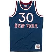 Mitchell   Ness Bernard King   30 New York Knicks 1982 – 83 Swingman NBA  Maglia f413dc4c78a1