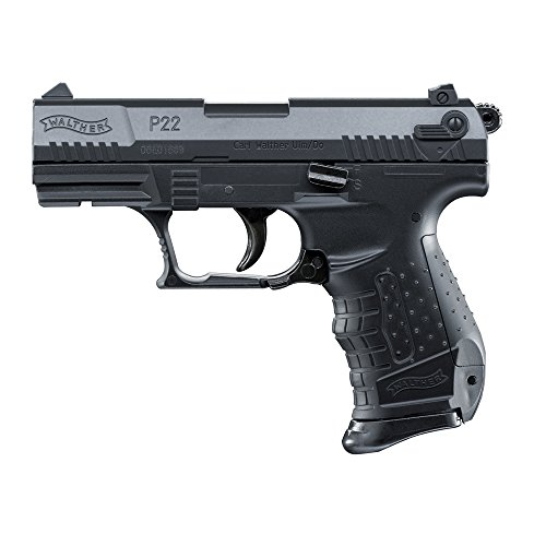 Walther U2.5179 - Pistola P22 Muelle, 6 mm
