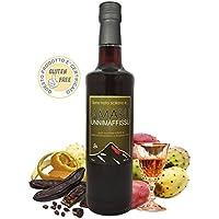 Amaru Unnimaffissu - liquore siciliano fichi d'india carruba scorze d'arancia 70cl by Nelson Sicily
