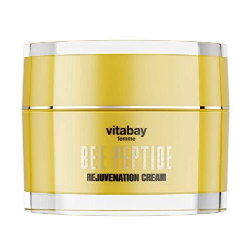 Bee Peptide Rejuvenation Cream 50ml - Beschleunigt die Geweberegeneration, Erhöht die...