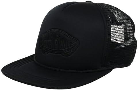 Vans Men's Classic Patch Trucker Baseball Cap, Black, One