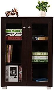 DeckUp Awana Book Shelf/Display and Storage Unit (Dark Weng