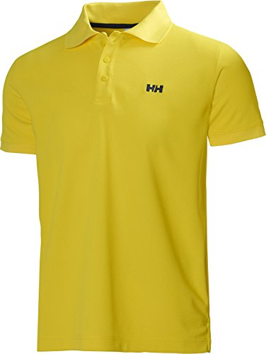 Helly Hansen Herren Poloshirt Driftline Gelb