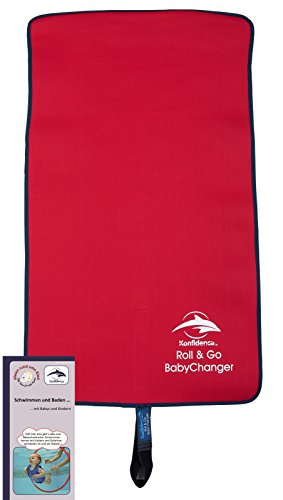 Preisvergleich Produktbild Neopren Baby-Matte, rot