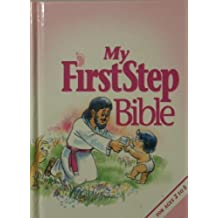 My First Step Bible (Pink Cover)
