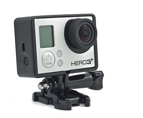 Qumox Border Frame Mount protettiva Custodia per GoPro HD Hero 4 3 3+ Camera