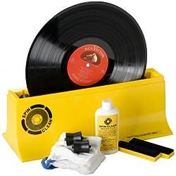 Spin Clean Kit de nettoyage pour vinyles