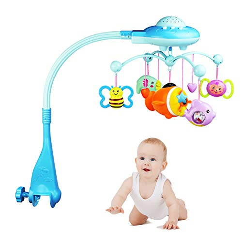 1 campanilla cuna bebé diseño musical decoración