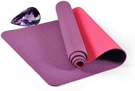 ZHANGHAOBO Yoga Mat Double Coloreee Yoga Fornisce Forniture Forniture Forniture Fitness,A2 B074NW9X5L Parent | Buy Speciale  | Trendy  | Moda  | Lasciare Che Il Nostro Commodities Andare Per Il Mondo  | La qualità prima  405e1e