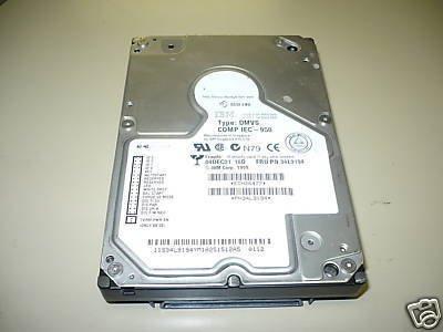 34L9194 - IBM FC 4318 - 17.54 GB 10K RPM Disk Unit PN: 34L9194