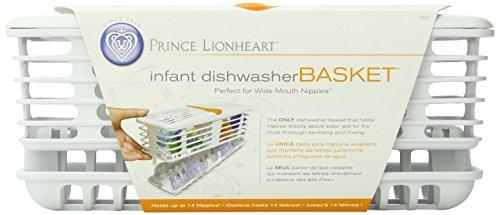 Prince Lionheart 1507 Deluxe infantile Lave-vaisselle panier