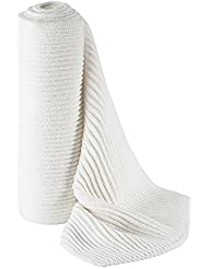 Echarpe en tricot blanche BLANC TU