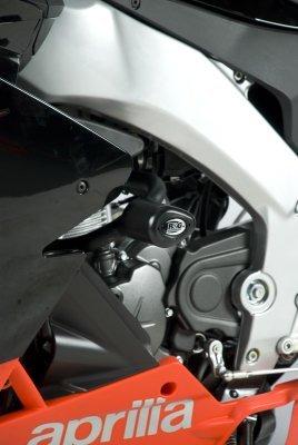 R&G Sturzpads - Aero Style für Aprilia RS4 125 (2011 Modell aufwärts) -
