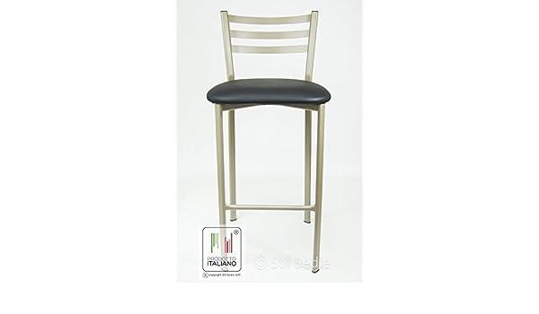 Stil sedie sgabello colore fango dorato cucina bar ristorante sala