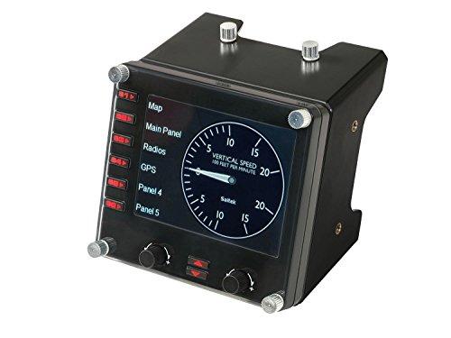 Logitech G Saitek Pro Flight Instrument Panel Autopiloten Autopilot-systeme