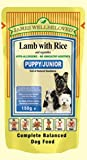 James Wellbeloved Puppy Food Pouch Lamb with Rice and Vegetables 10 x 150 g