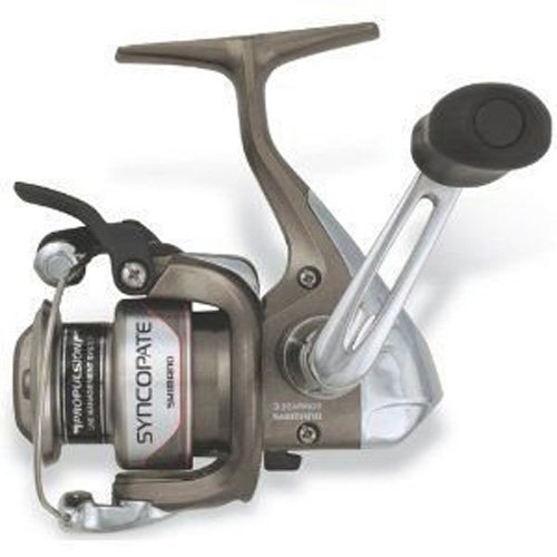 Shimano Sienna 500 Frontbremse Spinnrolle