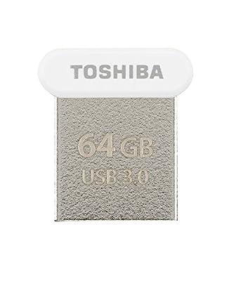 Toshiba THN-U202L0080E4 USB 2.0 Flash Drive : everything five pounds (or less!)