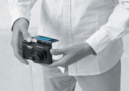 Imagen 6 de Casio EX-ZR1000BK