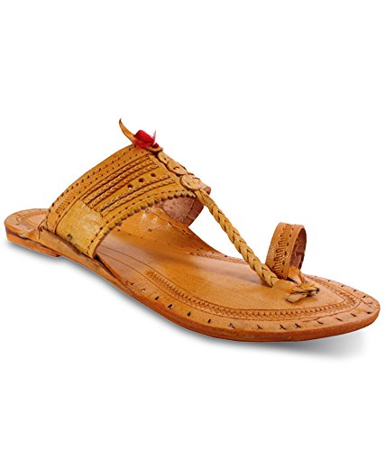 Unique-Sports-Mens-Leather-Kolhapuri-Slippers