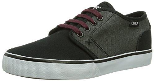 C1RCA DRIFTER , Chaussures de skateboard homme Noir - Schwarz (BBDOX/ BLACK/DENIM)