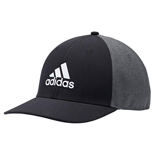 adidas Golf 2019 Herren A-Stretch Abzeichen Sport Tour Snapback Cap Black OneSize Adidas Stretch Hat