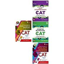 CAT Test Pep Series by Arun Sharma