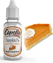Capella Aroma 13ml DIY Pumpkin Pie