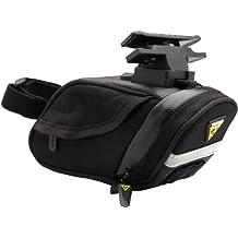 Topeak Aero Wedge Pack DX, W/Fixer F25, pequeño