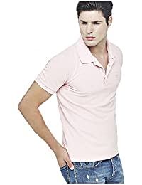 Guess Polo Homme Roni Rose