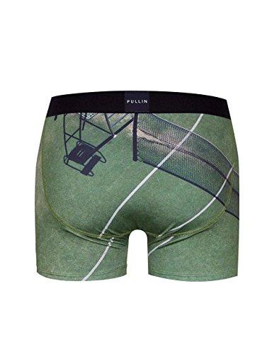 Pull-In Boxer-Shorts Masuni Schwarz-weiß Ivan