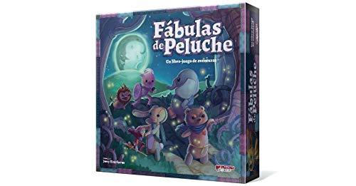 Comprar juego de mesa: Edge Entertainment- Fábulas de Peluche - Español, Color (Edge Entertaiment España PH2200ES)