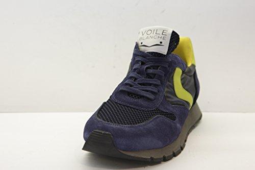 Chaussures pour homme Voile Blanche Liam Power Vel/Tis.Lubic Décoloré/Techno ap07 Indaco