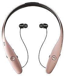 LG Electronics Hbs 900 Tone Infinim Bluetooth Pink