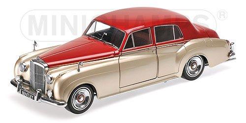minichamps-100139950-118-1960-bentley-s2-argento-rosso