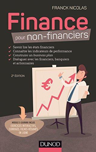 Finance pour non-financiers - 2e éd. (Hors collection)