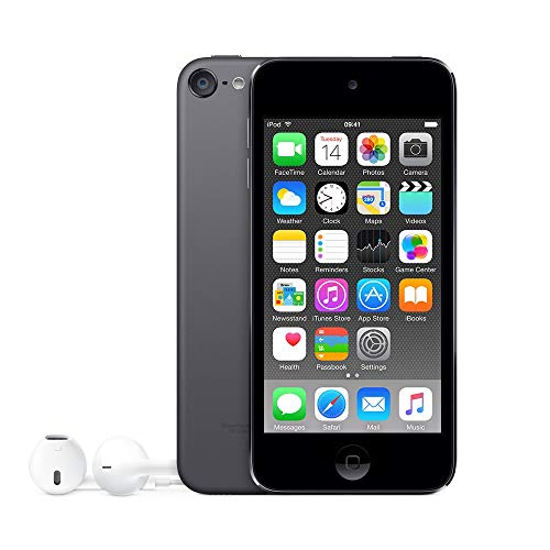 Apple iPod touch, 128 GB, 2015, Space Grau