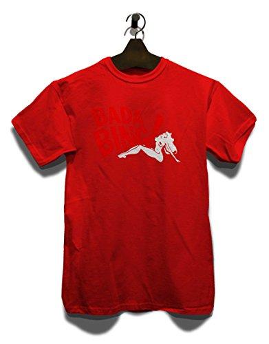 Bada Bing T-Shirt Rot