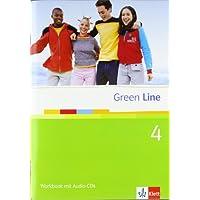 Green Line 4: Workbook 4 + Audio-CD Klasse 8 (Green Line. Bundesausgabe ab 2006)