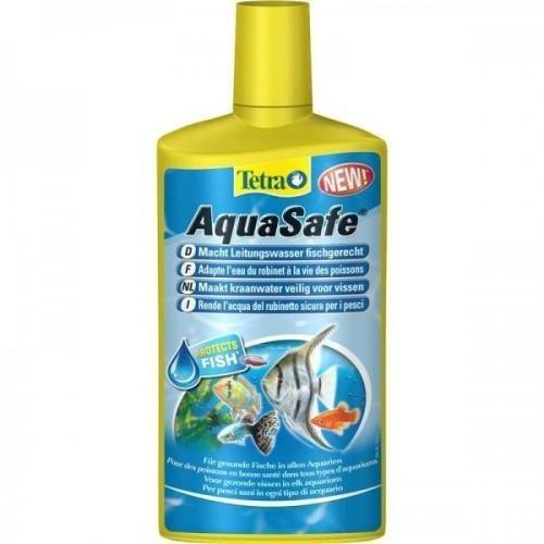 Tetra Aqua Safe 500 ml, Algenex, Filtermaterial
