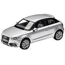 Audi 5011001013 Miniatura A1, 1:43, Ice Silver