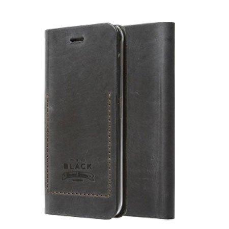 Zenus ZA400469 Black Tesoro Diary in Schwarz für Samsung Galaxy Note 4 GT-N7000