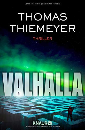 Valhalla: Thriller (Hannah Peters, Band 3)