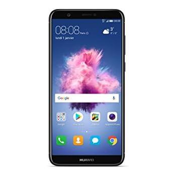 HUAWEI P smart Dual-SIM Smartphone 5,6 Zoll Schwarz