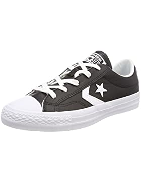 Converse Star Player Ox Black Wh